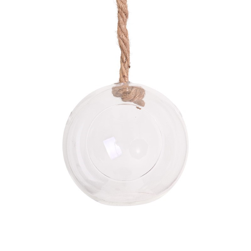 SENZA Glass Hanging Bulb 12cm