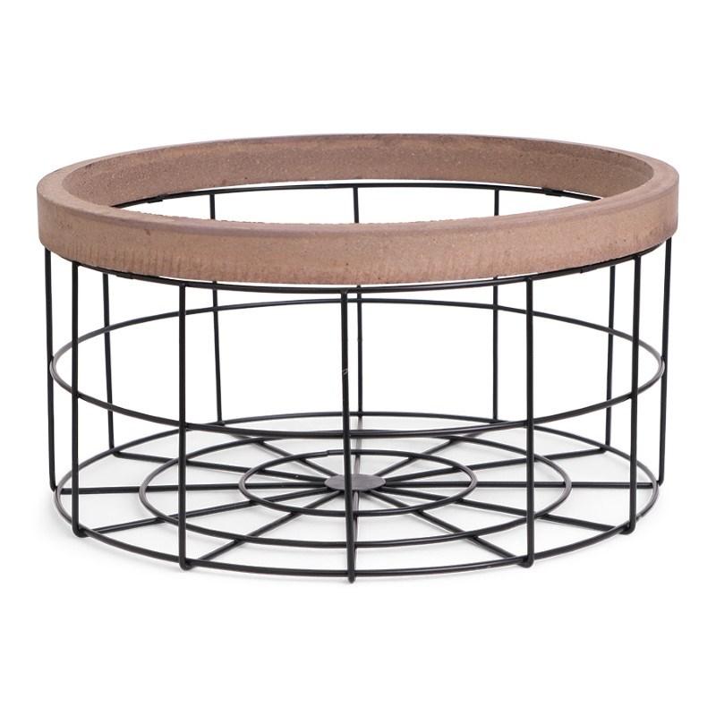 SENZA Wooden Edge Basket
