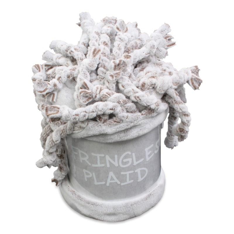 Fringles Plaid Grey
