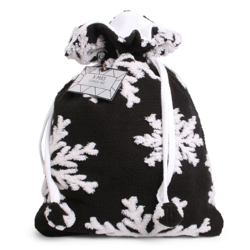 Christmas Storage Bag Deluxe Black