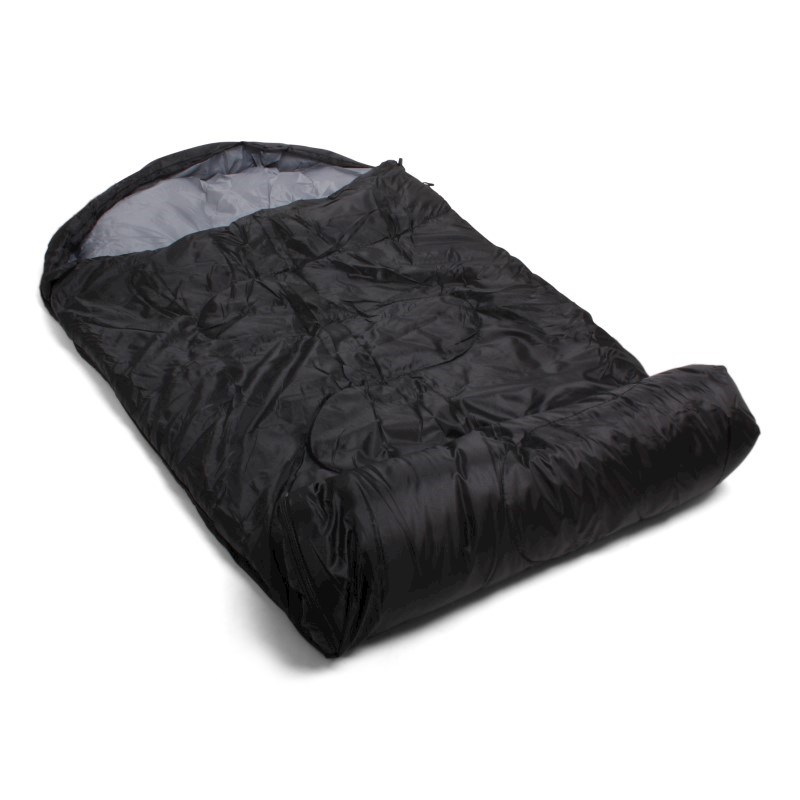 Norländer Sleeping Bag Black
