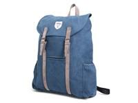 Vintage Canvas Backpack Adventurer Blue