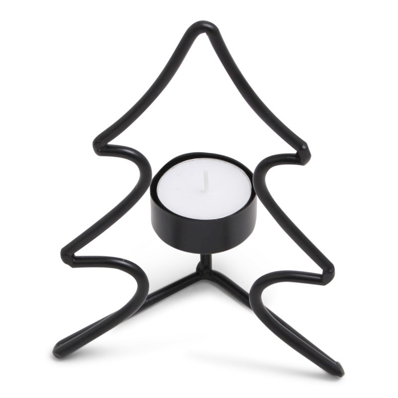 Senza X-mas Tree Candle Holder