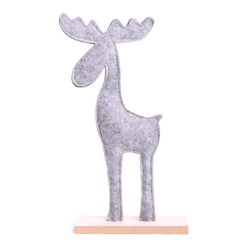 Reindeer Felt Decoration