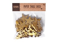 SENZA Paper Table Deco Gold /30