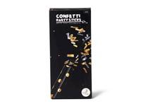 Partysticks 15 cm/3 Black