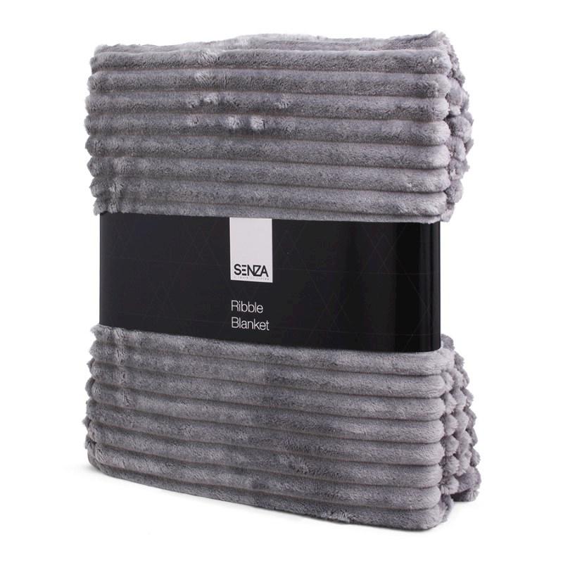 SENZA Ribble Plaid Classic Grey