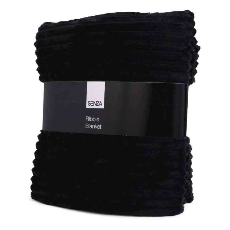 SENZA Ribble Plaid Black
