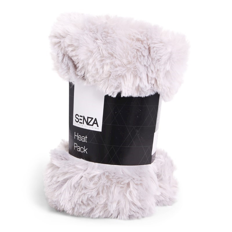 SENZA Heatpack Furry Grey