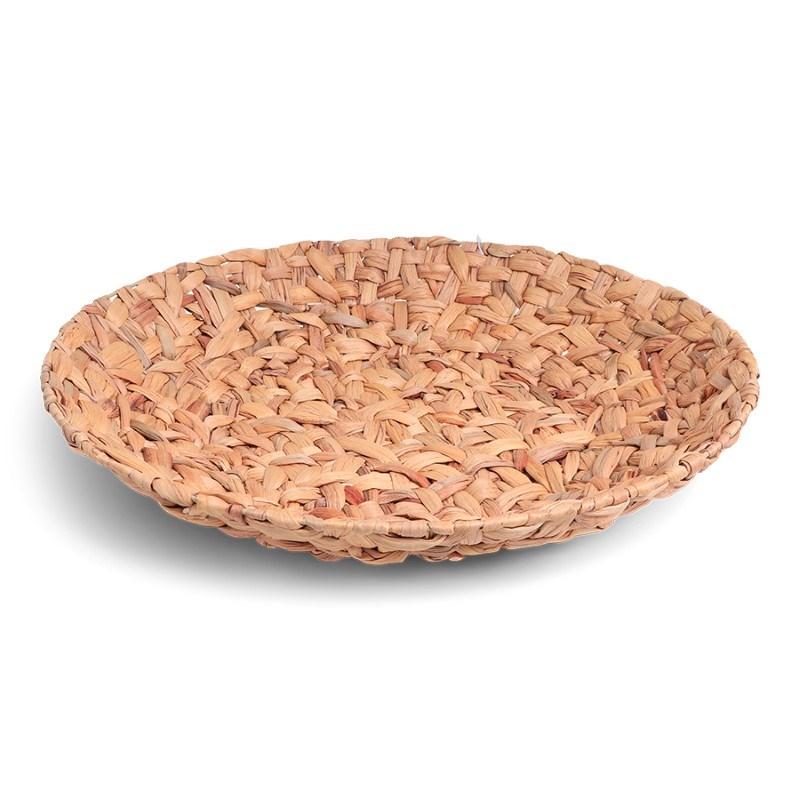 SENZA Hyacinth Shallow Basket XL