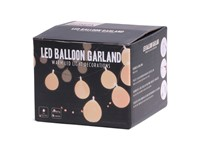 SENZA LED Balloon Garland