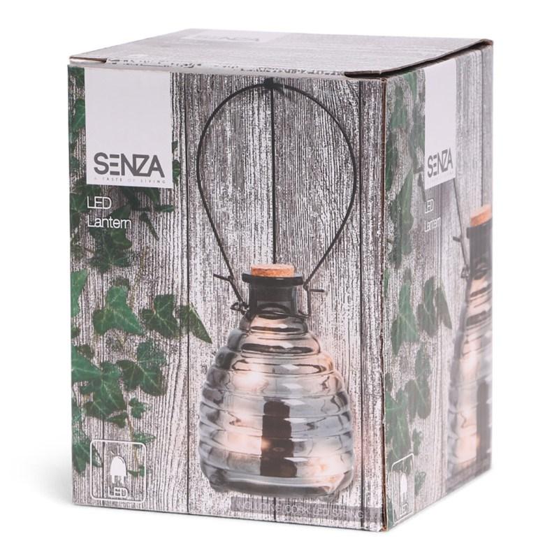 SENZA LED Lantern Grey