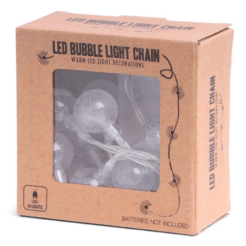 SENZA LED Bubble Light Chain