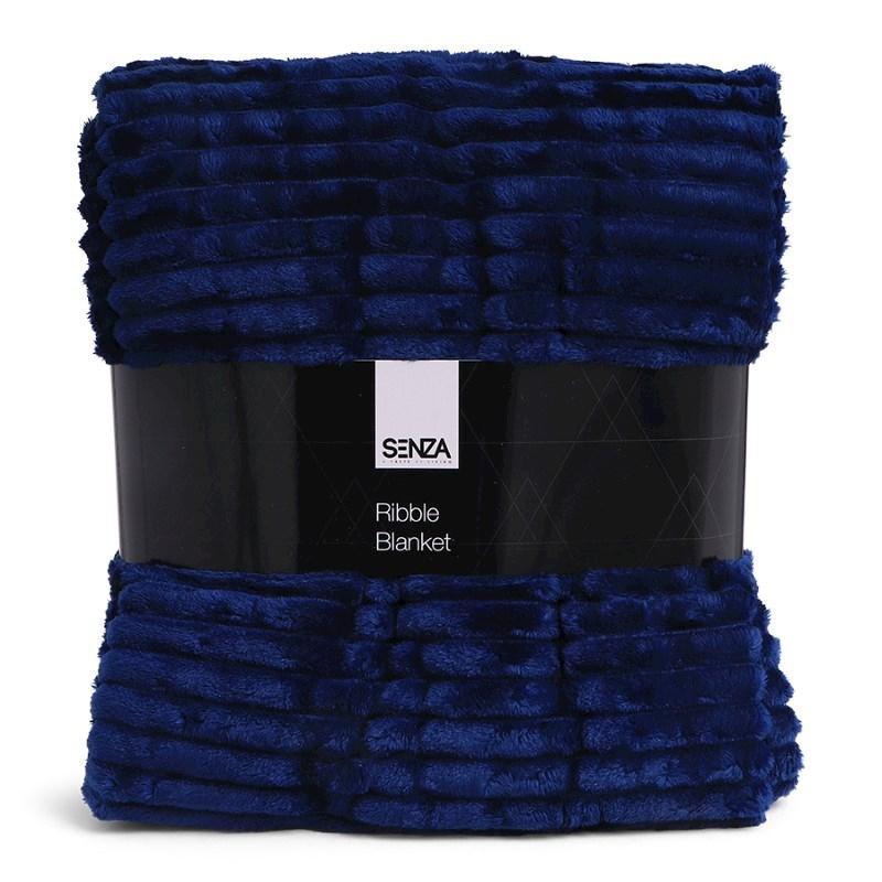 SENZA Ribble Plaid Blue