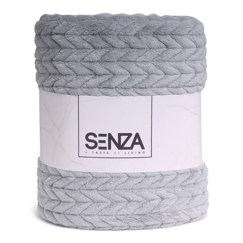 SENZA Royal Blanket Blue