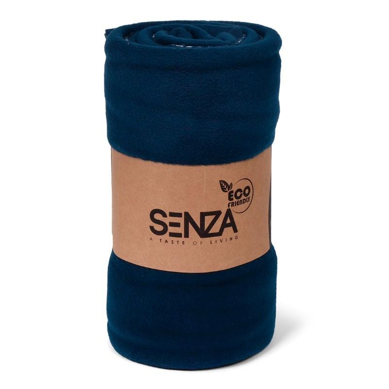 SENZA RPET Blanket Blue