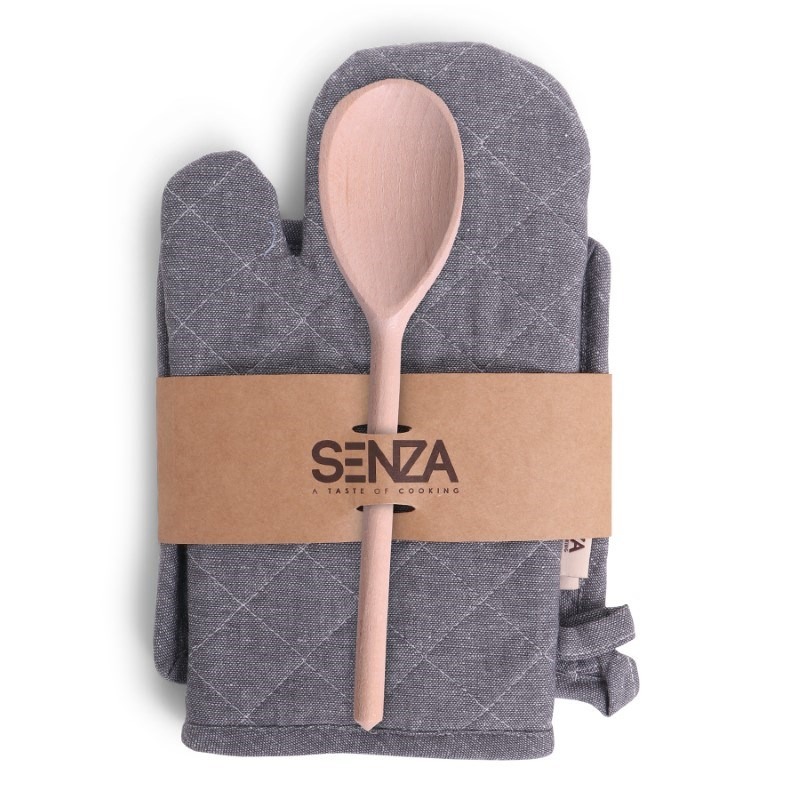 SENZA Glove & Potholder with Spoon