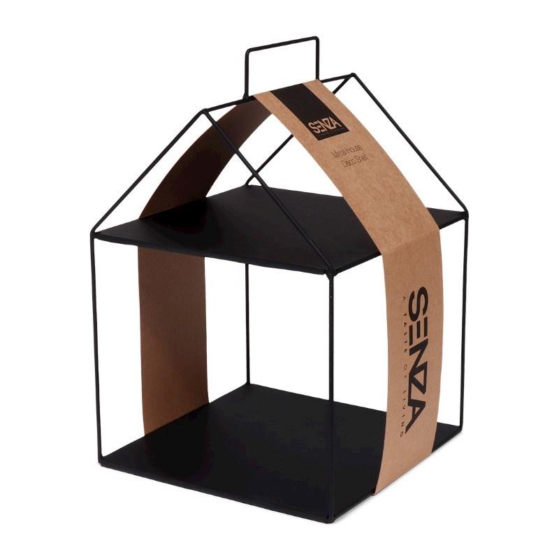 SENZA Metal House Shelf