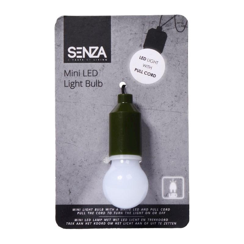SENZA Mini LED Bulb Green