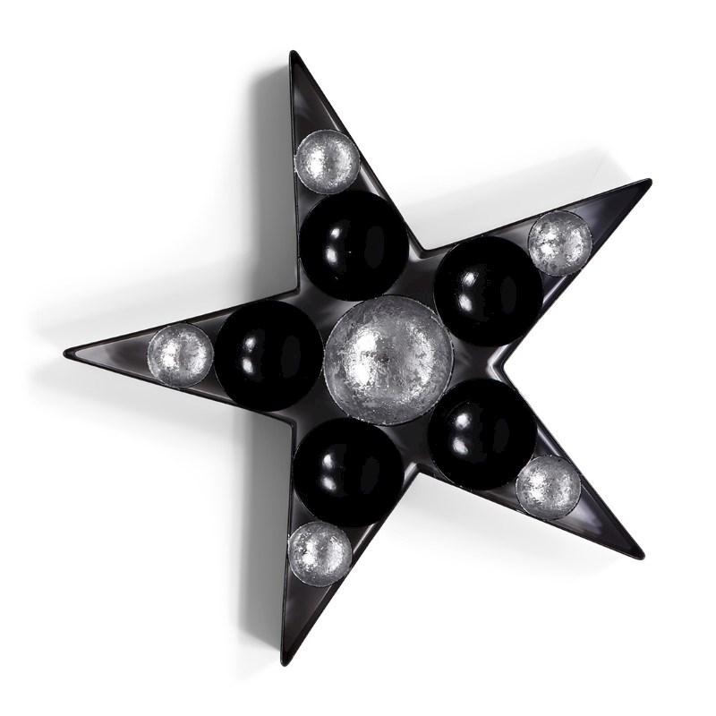SENZA Tealights Star Silver