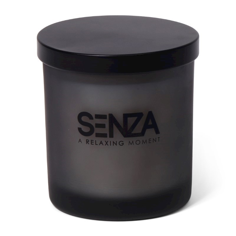 SENZA Scented Candle Sandalwood Amber Small