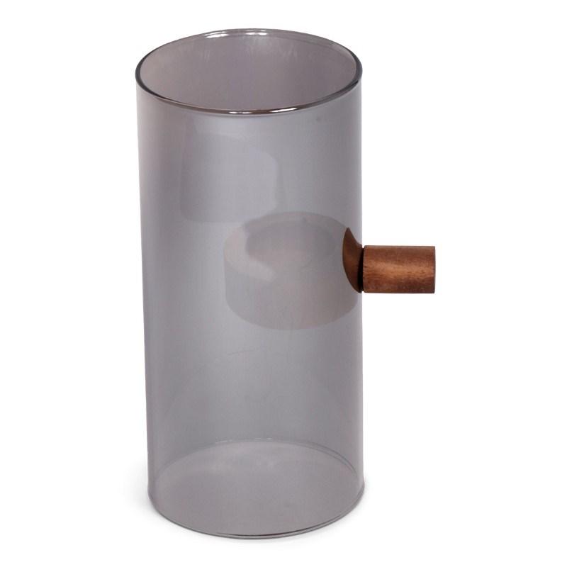 SENZA Magnet Tealight Glass Metallic 21cm