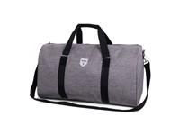 Vintage Twin Tone Weekendbag Grey