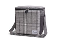Norländer Outdoor Coolerbag Checkered Grey