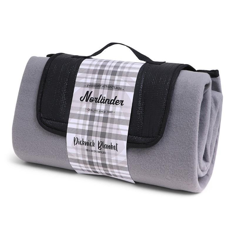 SENZA Picknick Blanket Grey