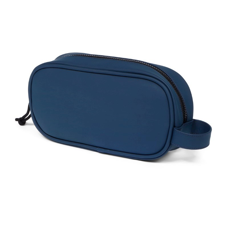 Norländer Dull PU Cosmeticbag Blue