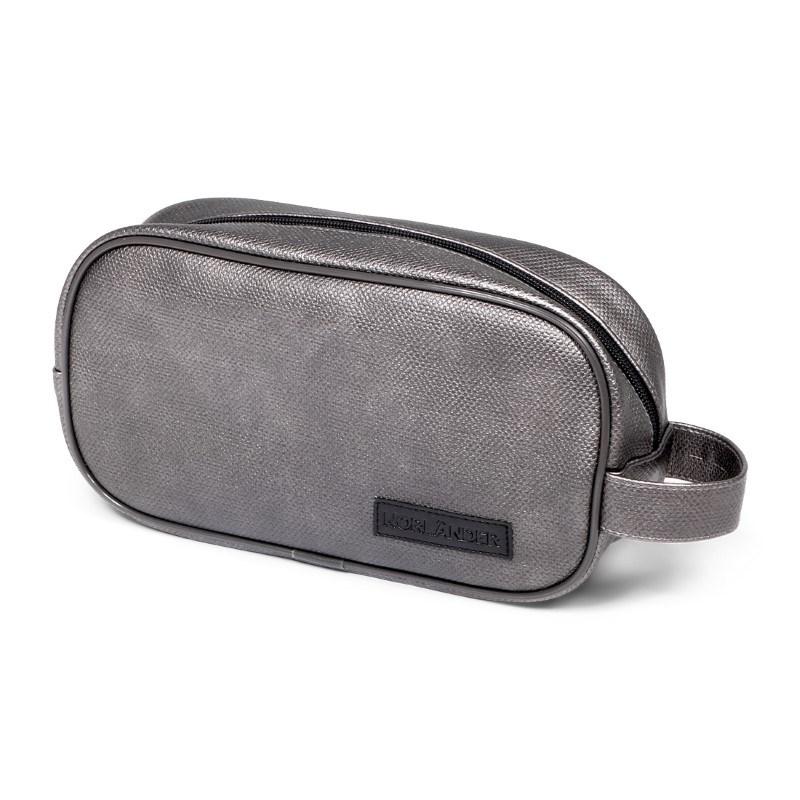 Norländer Xcite Cosmeticbag Metallic Silver