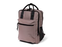 Norländer Dull PU Organizer Backpack Taupe