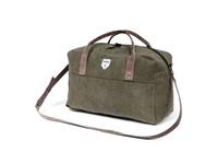 Vintage Ribble Weekendbag Green