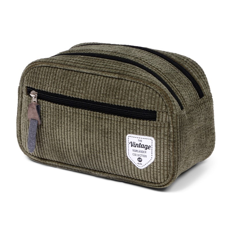 Vintage Ribble Cosmeticbag Green