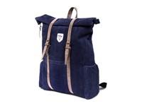 Vintage Ribble Backpack Blue