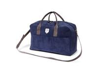 Vintage Ribble Weekendbag Blue