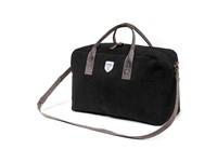 Vintage Ribble Weekendbag Black