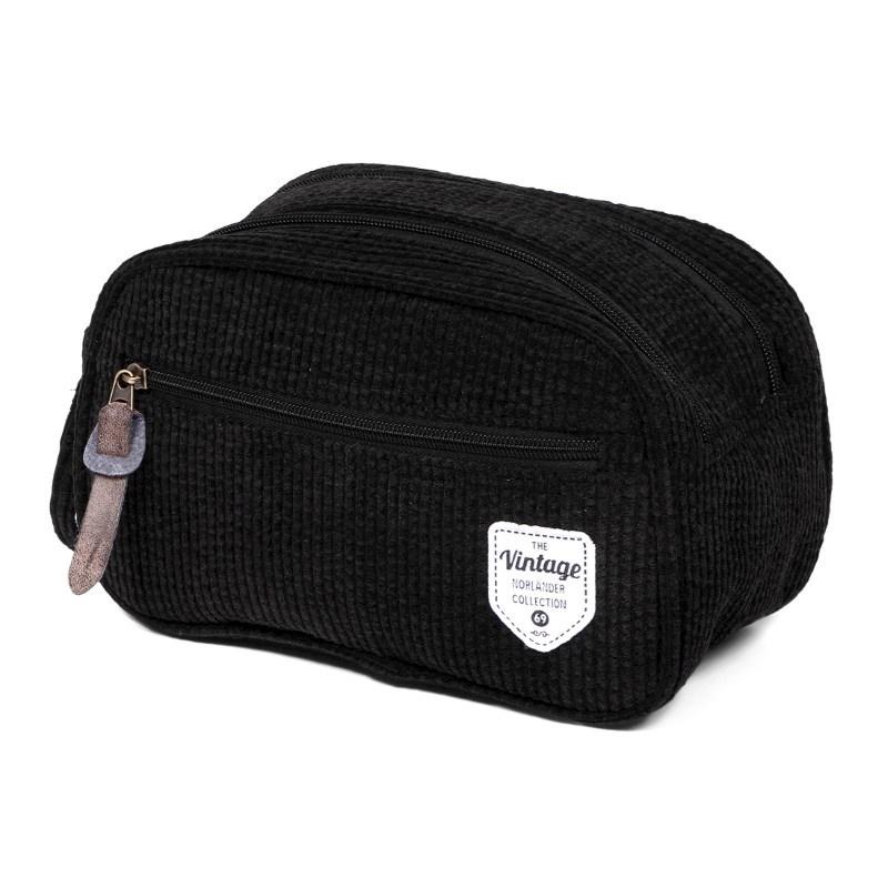 Vintage Ribble Cosmeticbag Black