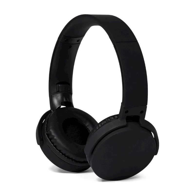 BRAINZ Bluetooth Headphone Black