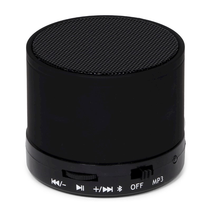 BRAINZ Tube Speaker Black S05