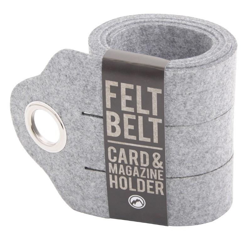 Felt Card Belt