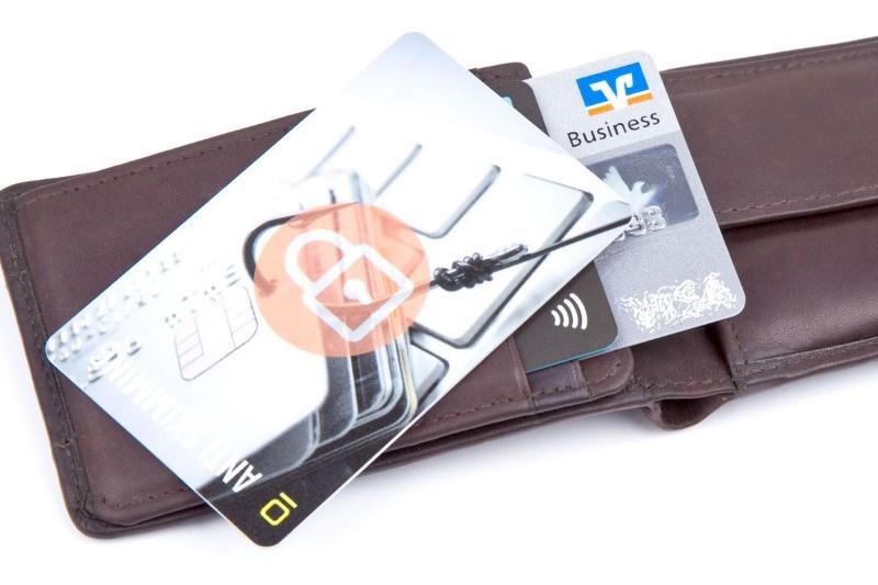 RFID Blocker-kaart dof Protection premium sans cartonnette
