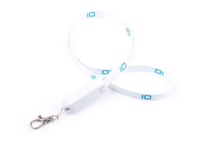 Lanyard-kabel 2in1