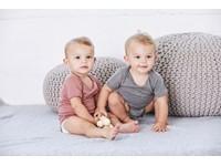 Baby triblend onesie