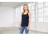 Womens Relaxed Jersey Tank