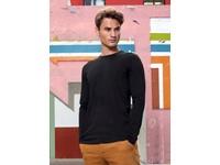 Men's organic long-sleeve T-shirt