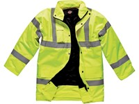Motorway Safety Parka