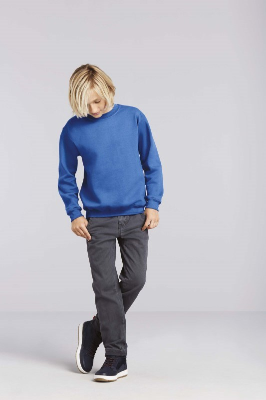 Heavy Blend? Classic Fit Youth Crewneck Sweatshirt