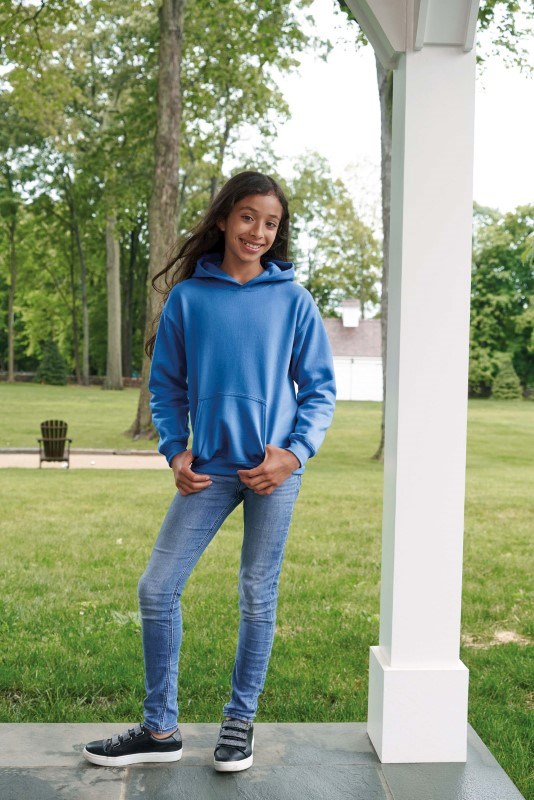 Heavy Blend? Classic Fit Youth Hooded Sweatshirt