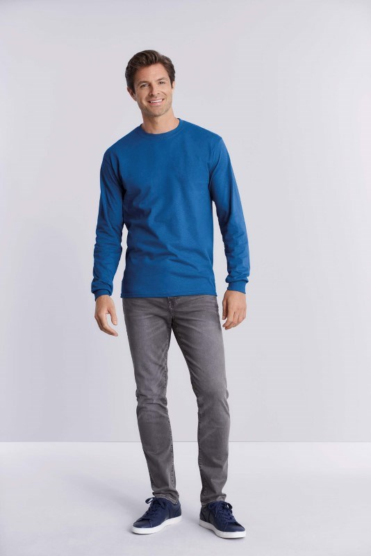 Ultra Cotton? Classic Fit Adult Long Sleeve T-Shirt